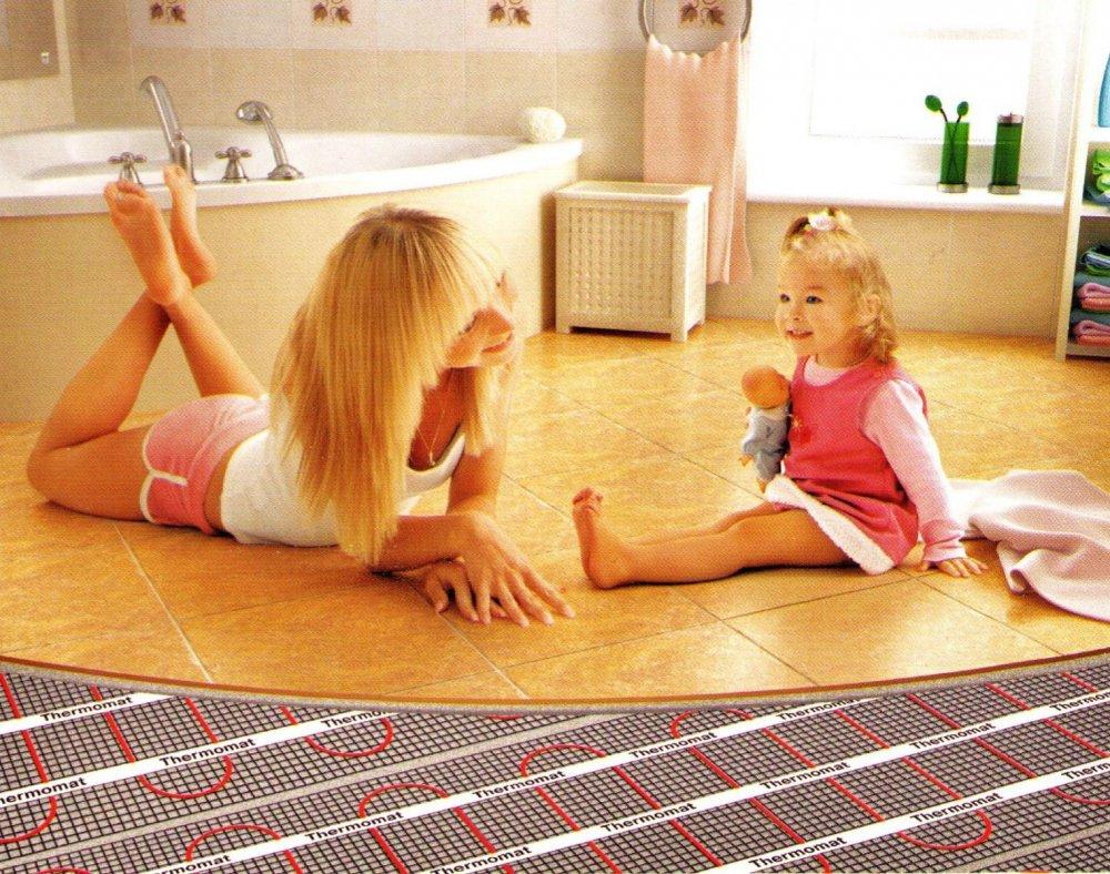 Comprar Piso radiante..Calefacción para pisos