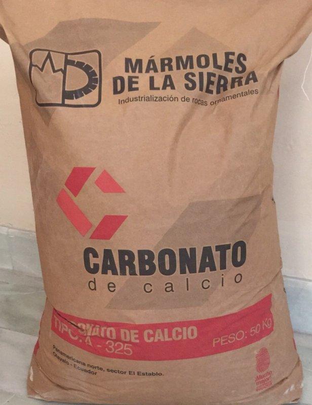 Comprar Carbonato de calcio tipo A Y B