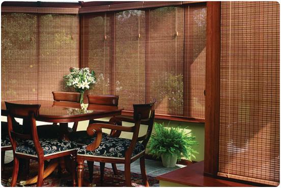 cortinas bambu - Estores De Bambu