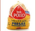 Pollo entero Mr Pollo