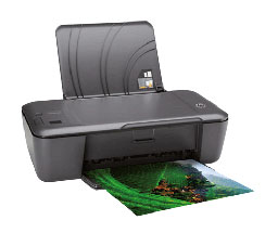 Impresora HP Inkjet Color 1000