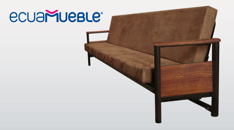 Sofa cama confort ecuamueble comprar en Cuenca