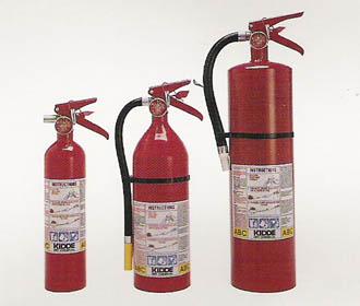 Comprar Extintores ABC