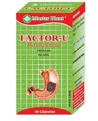 Comprar Sistema Digestivo Factor - U