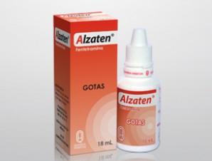 Compro Antihipotensor, hemodinámico, energógeno muscular Alzaten®