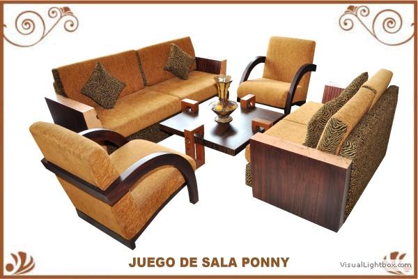 Juegos de salas en Guayaquil de la tienda en línea Mueblería Palito