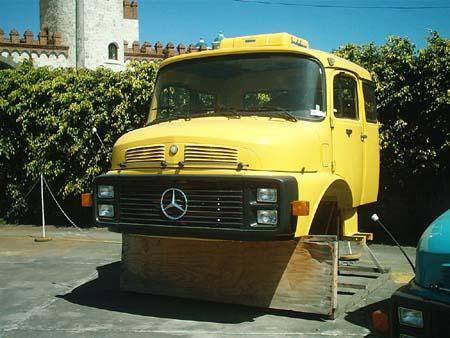 Comprar Cabina MB L1113 con Litera