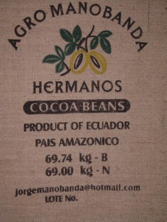 Comprar Cocoa beans Agromanobanda