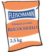 Comprar Premezcla Bizcochuelo Fleischmann
