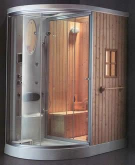 Как сделать душевую кабину в деревянном доТент