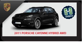 Comprar 2011 Porsche Cayenne Hybrid AWD