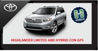 Comprar Toyota Highlander Hybrid