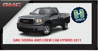 Comprar Sierra 4WD Crew Cab Hybrid 2011