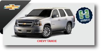 Comprar Chevy Tahoe 2W Hybrid