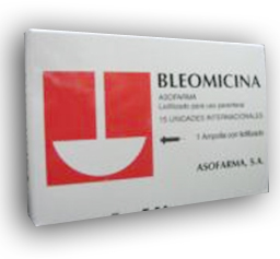 Compro Bleomicina®(Bleomicina frasco – ampolla 15 mg)