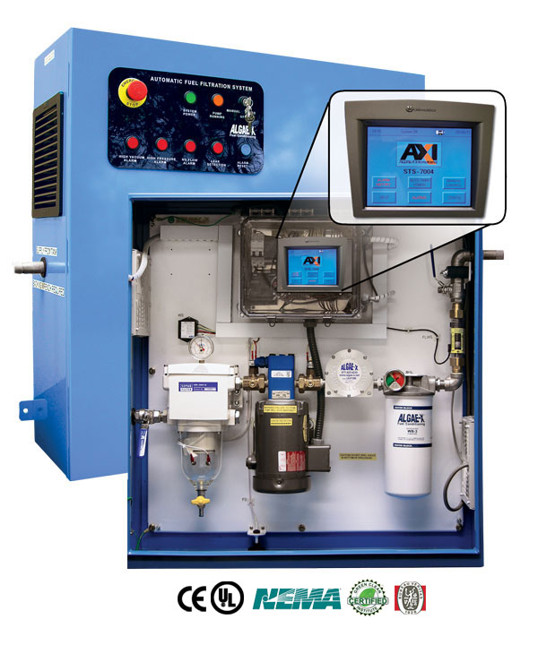 STS 7004 | Automated Diesel Fuel Filtration System