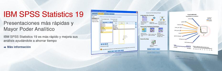 Comprar Software y soluciones de análisis predictivos SPSS