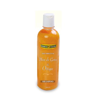 Comprar Shampoo Uña de Gato & Ortiga