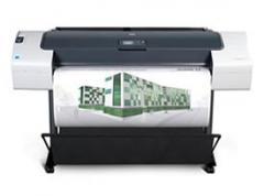 Impresora PostScript HP DesignJet T790 610 mm con