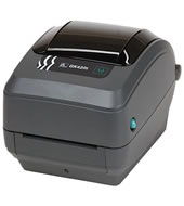"Impresora zebra gk420t pt 4"" 203dpi usb"