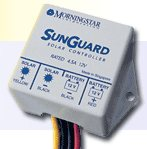 Mini-Controlador de carga Morningstar Sunguard