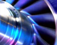 Partes y repuestos para turbogeneradores Marca