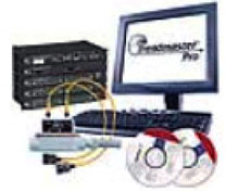 Equipos de monitoreo cuasi en línea: Sistema