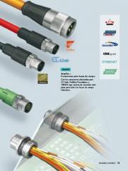 Conectores Industriales (Pluscon)