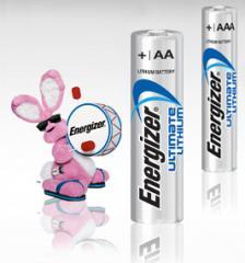 Pilas Energizer® Ultimate Lithium