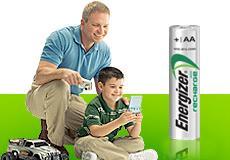 Pilas Recargables Energizer®