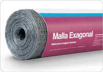 Malla Exagonal