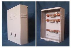 Caja de Distribucion y Proteccion Bifásica