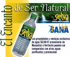 Selva® Auténtica Agua de manantial