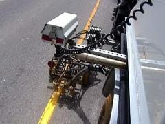 Equipos de pintura para señalización en carreteras
