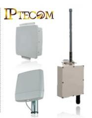 Enlaces de Radio Iptecom