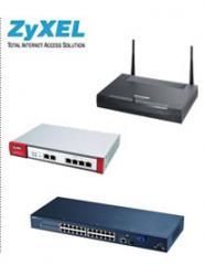 Equipos de Networking  Zyxel