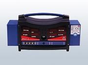 Analizador de gases para vehiculos a gasolina y