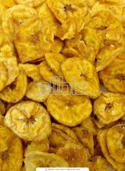 Bananas secas