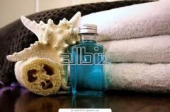 Productos textiles para hoteles
