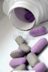 Materias prima para farmaceutica