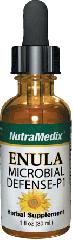 Enula  microbial defence