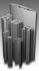 Sistemas arquitectonico y estructural de aluminio