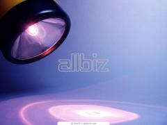 Equipos de iluminacion