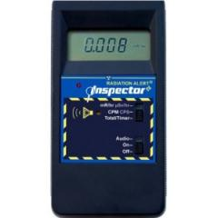 Radiacion ionizante Inspector +