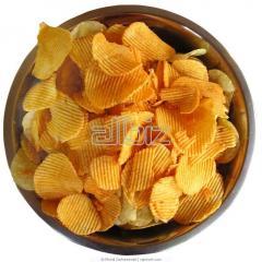 Patatas fritas Picadita