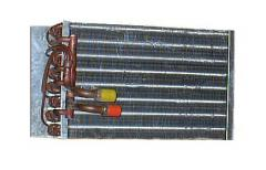 Evaporadores de varios tipos