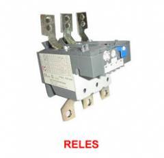 Reles electricos