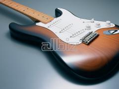 Instrumentos  electroacusticas