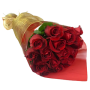 Arreglos de rosas rojas