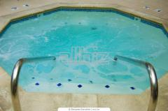 Hidromasaje piscina